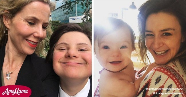 Seven Celebrity Moms Who Have Children with Down Syndrome