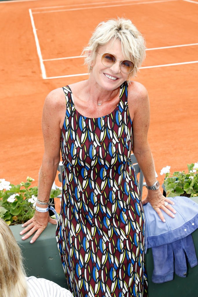 Sophie Davant souriante | Photo : Getty Images