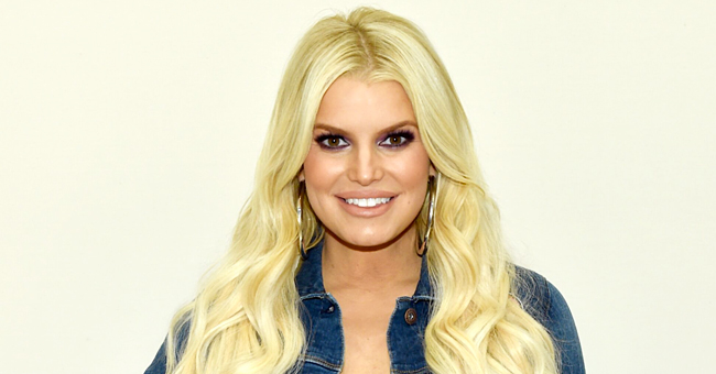 Jessica Simpson's Dimpled Baby Girl Birdy Mae Looks Just like Her in a New Photo