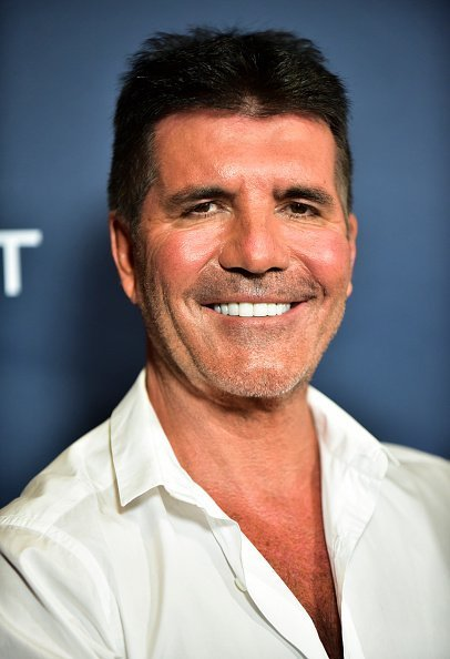 "Simon Cowell attends the ""America's Got Talent"" Season 14 Finale Red Carpet on September 18, 2019 