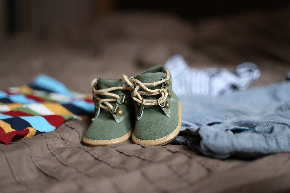 Zapatos bebé| Foto: Pixabay