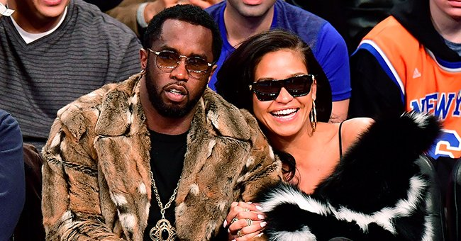 Diddy's Ex Cassie Holds Her Cute Baby Daughter Frankie Fine in a New Photo
