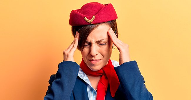 Daily Joke: Stewardess Responds Rudely to Complaints about a Flight