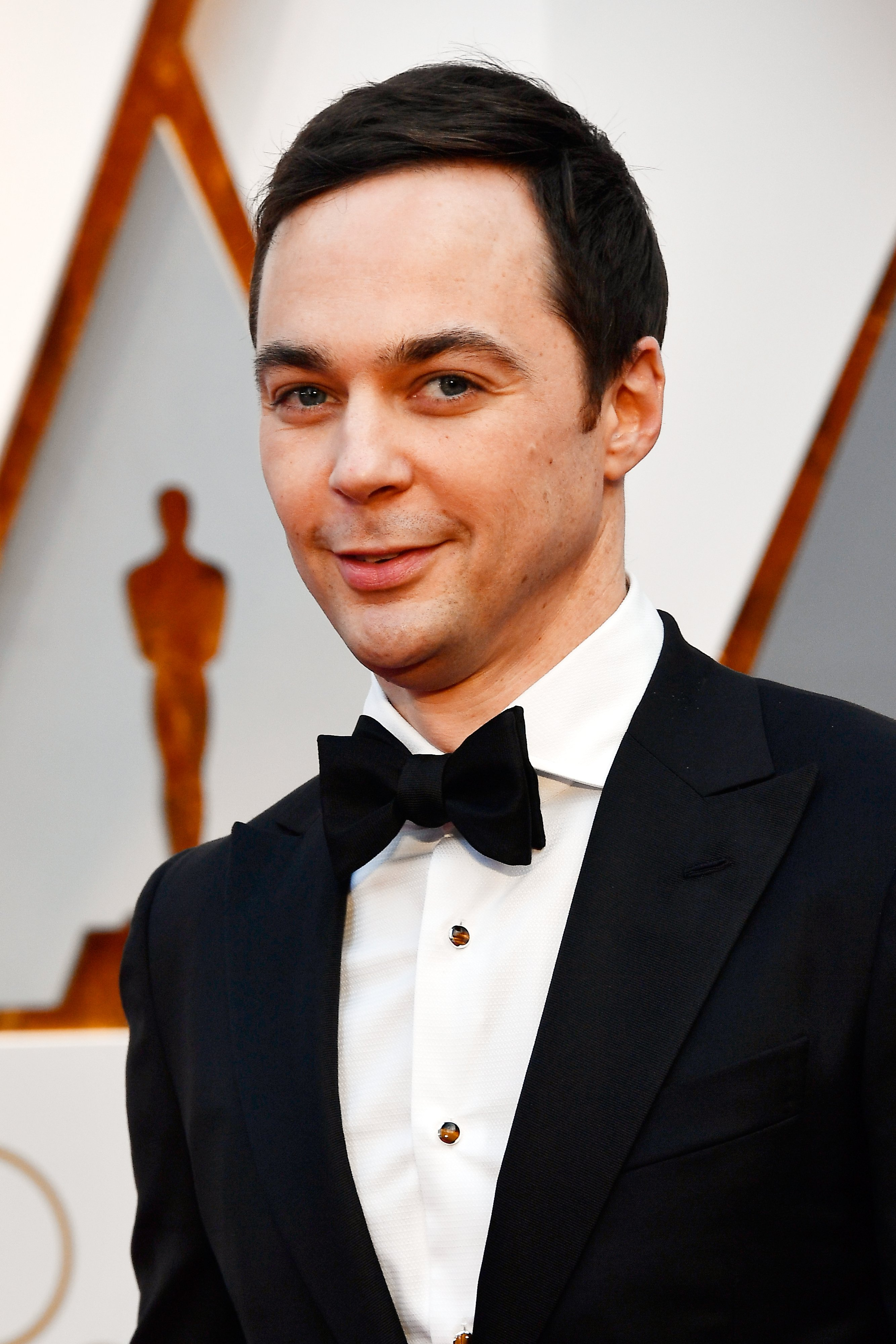 Jim Parsons attends the 89th Annual Academy Awards at Hollywood & Highland Center on February 26, 2017, in Hollywood, California. | Source: Getty Images.