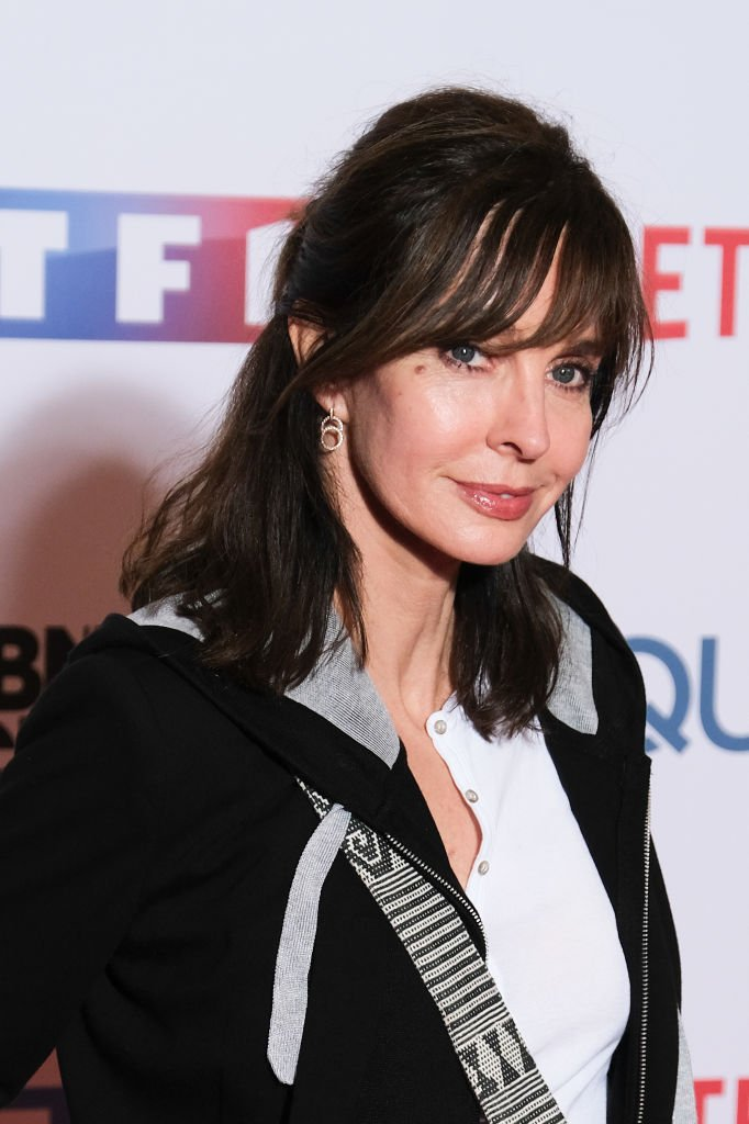 Anne Parillaud le 30 septembre 2019 à Paris. l Source : Getty Images