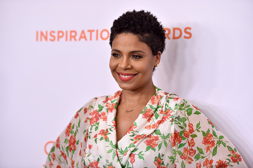 Sanaa Lathan attends Step Up's 14th annual Inspiration Awards at the Beverly Wilshire Four Seasons Hotel on June 1, 2018 in Beverly Hills, California. I Image: Getty Images.