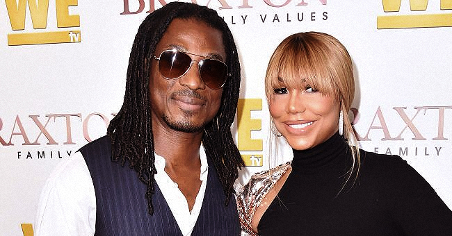 Tamar Braxton & Boyfriend David Profess Love for Each Other in Sweet Messages