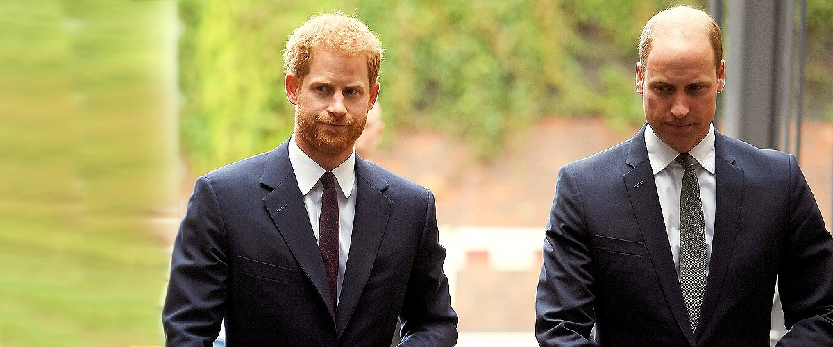 Daily Mail: William & Harry to Stand 'Shoulder to Shoulder' at Prince Philip's Funeral