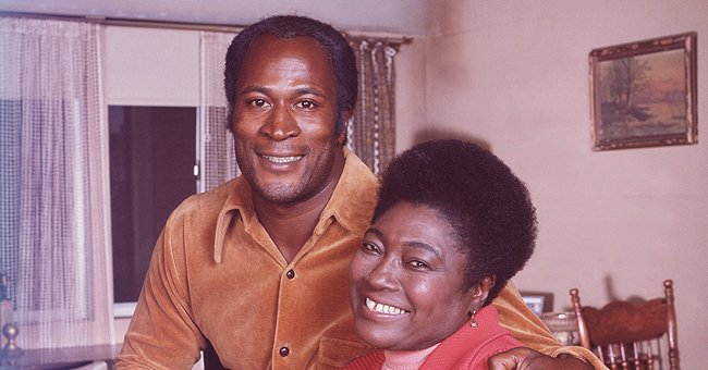 'Good Times' Star John Amos Smiles with His Look-Alike Son Singing with Him in a New Video