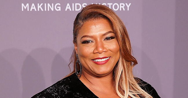 Queen Latifah & Rumored Partner Eboni Nichols Are All Smiles in Rare Public Appearance at US Open