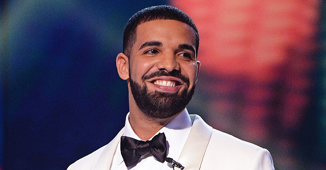 Drake Shares Cute Pic of Rarely Seen Son Adonis Wearing 'I Love Daddy' Socks
