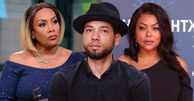 Taraji P Henson & Vivica A Fox Are Rooting for Jussie Smollett's 'Empire' Return but Fox Says No
