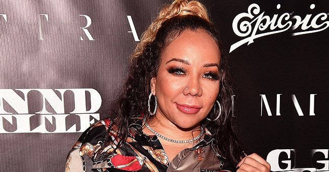 Tiny Harris Shares TikTok Video of Her Daughter Heiress Dancing to Music
