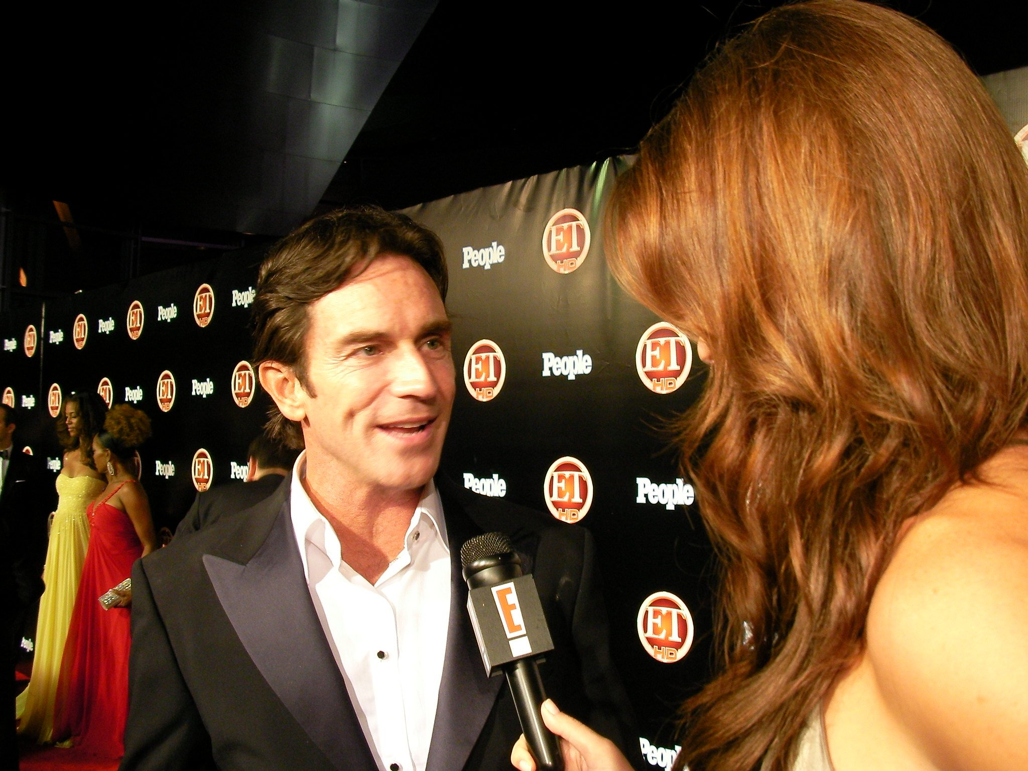 Jeff Probst at the Post-Emmys Party held at the Walt Disney Concert Hall on September 21, 2008 | Photo: Flickr/Kristin Dos Santos