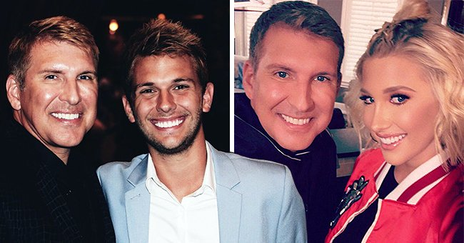 Todd Chrisley Gets Sweet Tributes from Chase and Savannah Chrisley