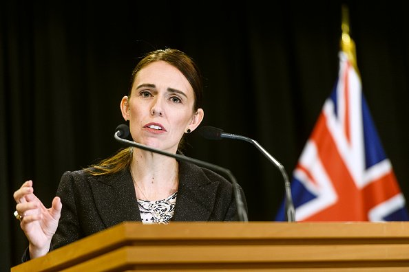 Jacinda Ardern, New Zealand's prime minister, speaks during a news conference in Wellington, New Zealand | Photo: Getty Images