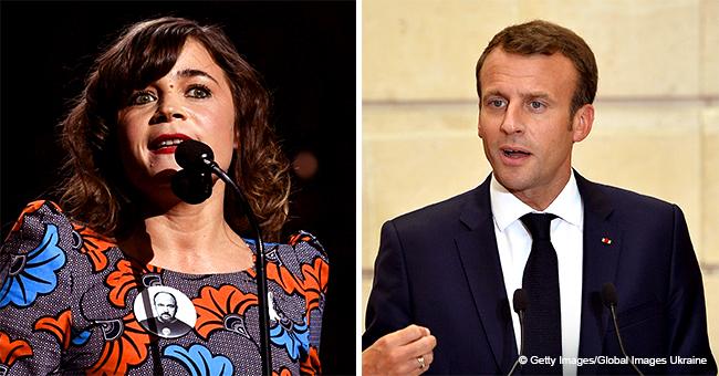 """Blanche Gardin critique Macron dans une lettre postée sur Facebook : """"Je suis flattée mais non merci"""""""