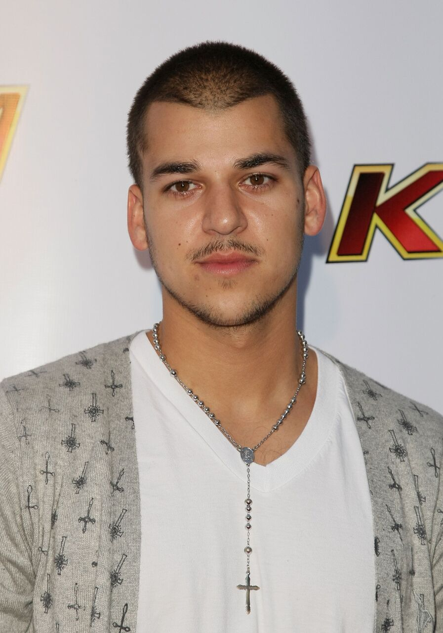 Robert Kardashian arrives at the KIIS-FM's 2008 Wango Tango concert. | Source: Getty Images