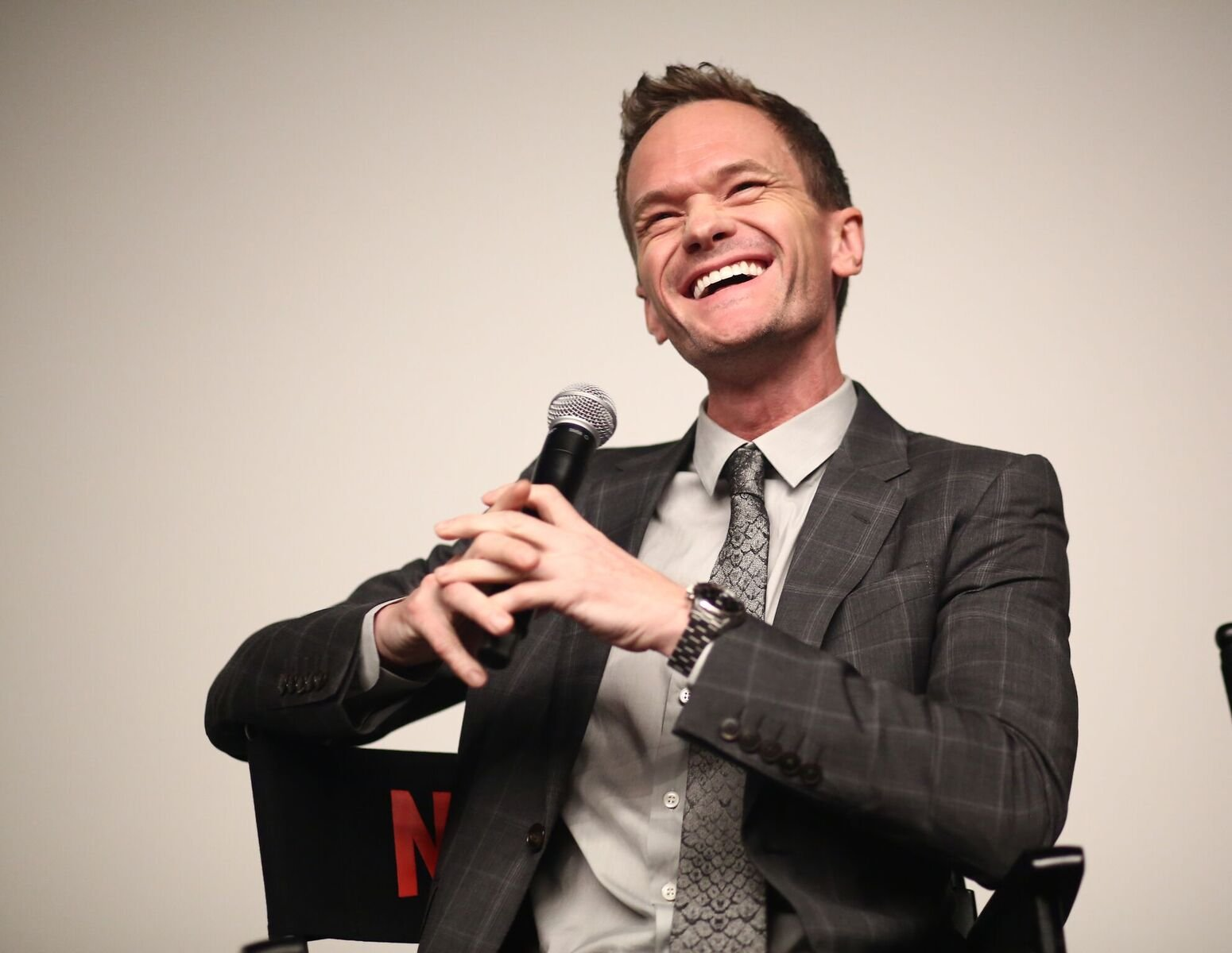"Neil Patrick Harris at Netflix's ""A Series of Unfortunate Events"" Red Carpet and Reception in 2019 