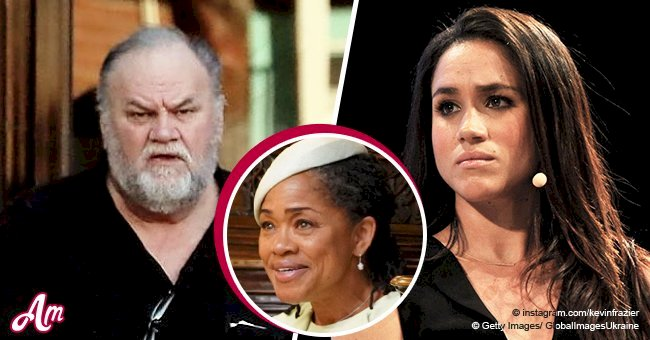 Meghan Markle refuses to talk with father Thomas personally, so he wrote a letter to her mother
