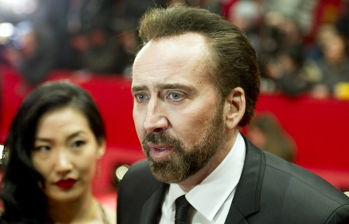 Nicolas Cage in Berlin (2013) | Quelle: Getty Images