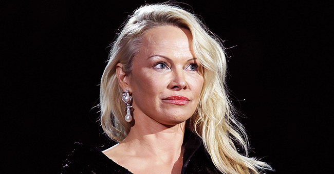 Pamela Anderson Reveals Alleged Email Conversation between Her and Adil Rami's Ex