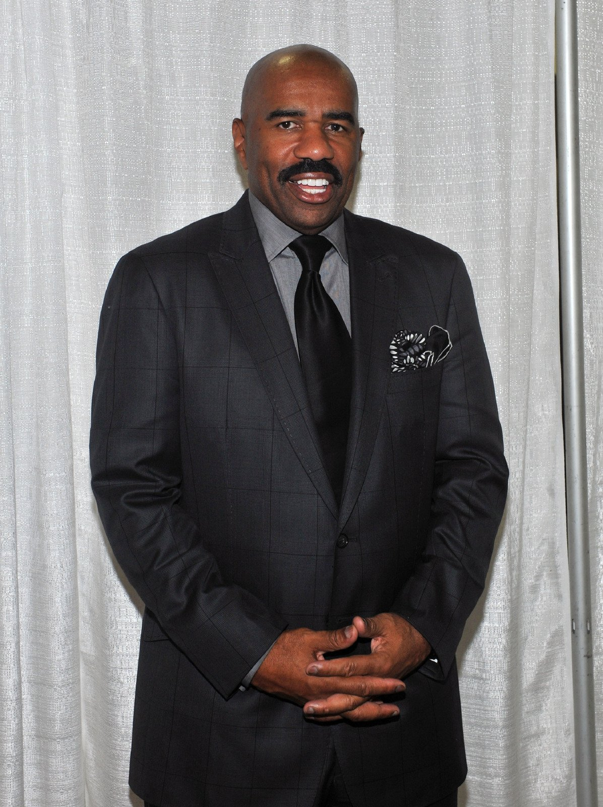 Actor/comedian Steve Harvey attends the 2011 Steve Harvey Mentoring Weekend at the Jacob Javits Center on October 7, 2011 | Photo: Getty Images