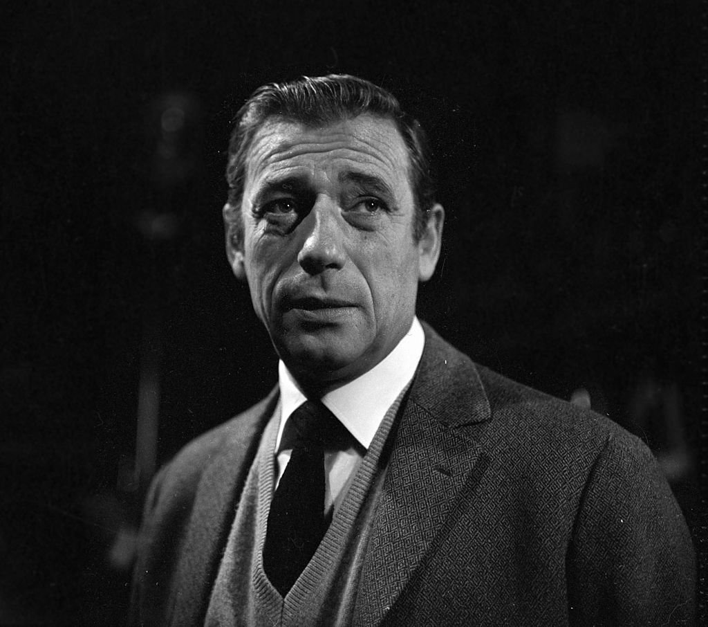 Yves Montand. | Photo : Getty Images