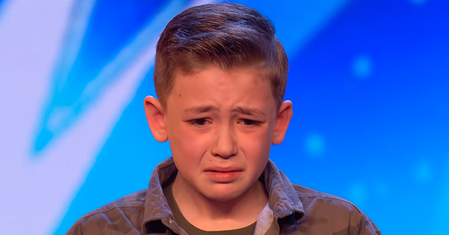 Autistic Singer Calum Courtney, 10, Reacts Emotionally to 'Britain's Got Talent' Judge after Performing a Michael Jackson Classic