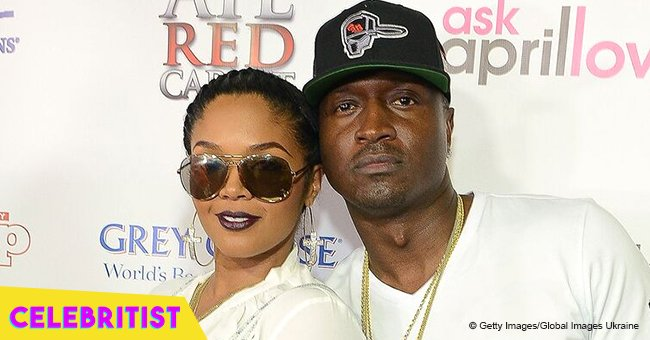 Rasheeda Frost shares photo with 'mad' son after getting slammed for staying with his dad Kirk
