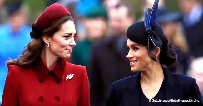 La réaction de Kate Middleton et du Prince William concernant la naissance de leur neveu
