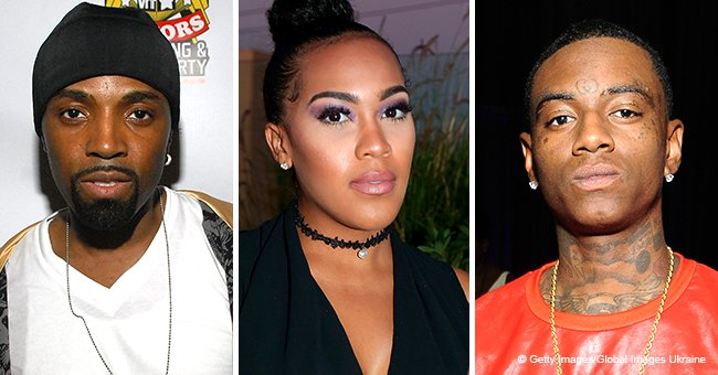 Teddy Riley's daughter Nia hints that ex Soulja Boy was abusive after he goes public with new lady
