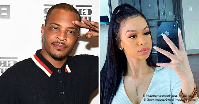 T.I.'S Daughter Deyjah Slams Critic over Creepy Comment on Her Photo and Wins Applause from Fans