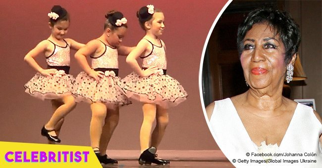 Girl who went viral for dancing to Aretha Franklin's 'Respect' disappointed she never met the star