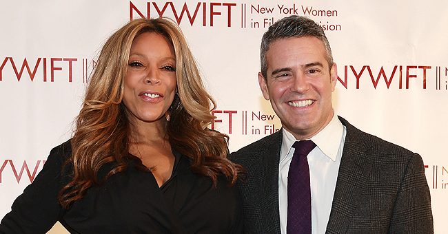Andy Cohen Has Been Rooting for Wendy Williams for Years and Talks Kevin Hunter