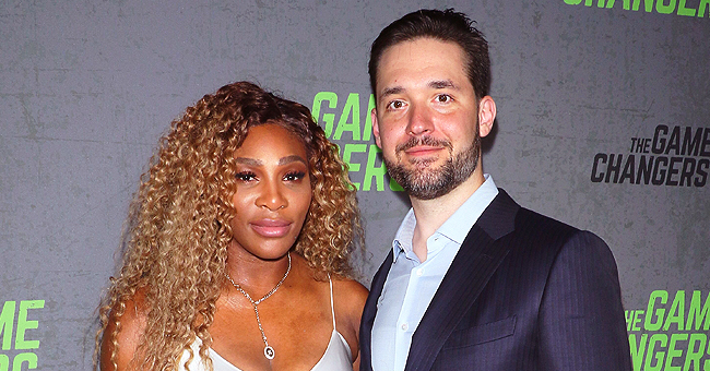 Serena Williams' Husband Shares Pics of Daughter Olympia & Her Tree Growing in the past 2 Years