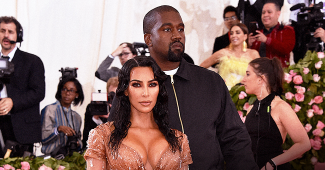 Why Kim Kardashian & Kanye West Named Their 4th Child Psalm