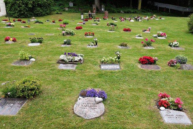 Un cimetière. l Source: Flickr