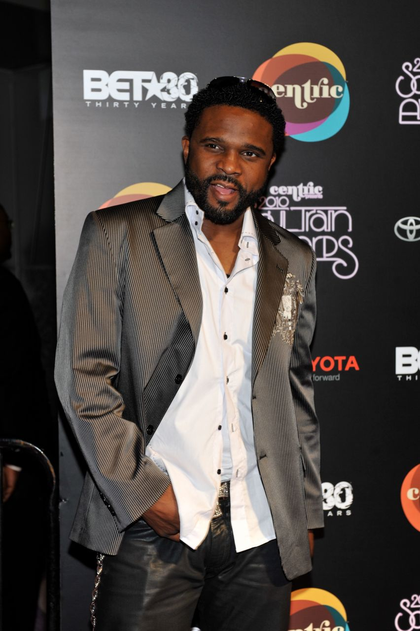 Darius McCrary attends the 2010 Soul Train Awards at the Cobb Energy Center on November 10, 2010 in Atlanta, Georgia. | Source: Getty Images