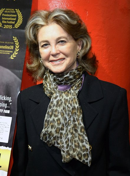 Maria Cooper Janis at Film Forum on October 12, 2015 in New York City.   Photo: Getty Images