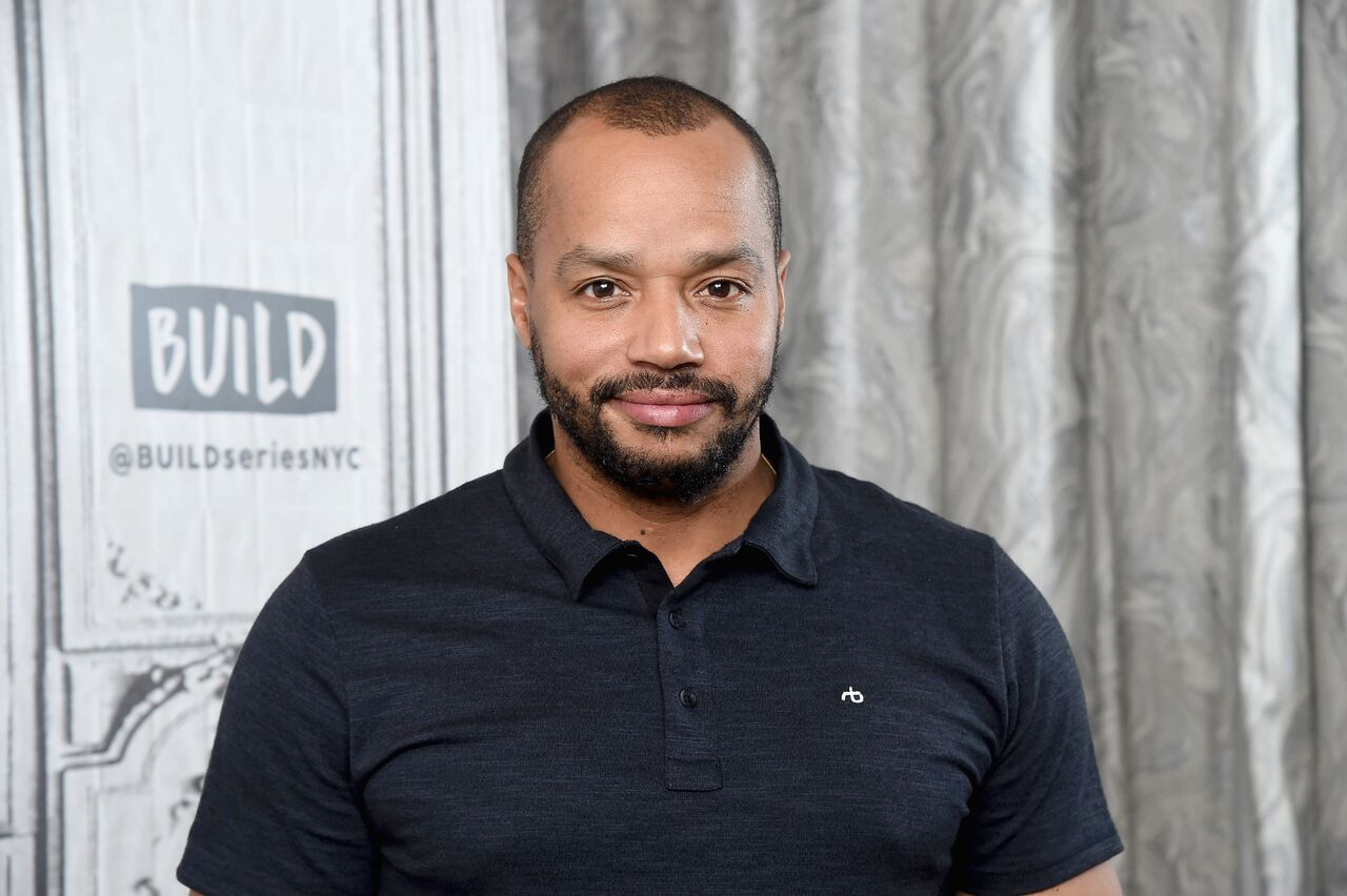 "Donald Faison visits the Build Series to discuss the ABC series ""Emergence."" 