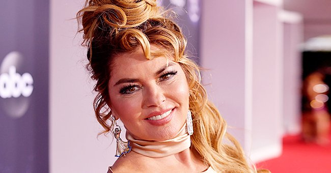Shania Twain Shares Photos by the Ocean from Her Trip to the Bahamas