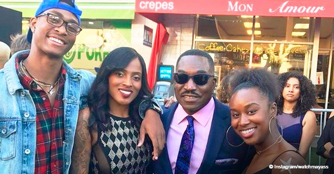 Remember actor Clifton Powell? At 62 he has 2 adult kids & is dating a much younger woman
