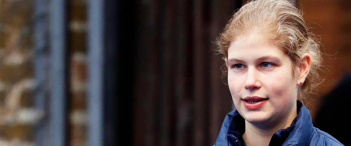 Picture of Lady Louise, the youngest granddaughter of Queen Elizabeth and the youngest daughter of Edward Prince   Photo: Getty Images