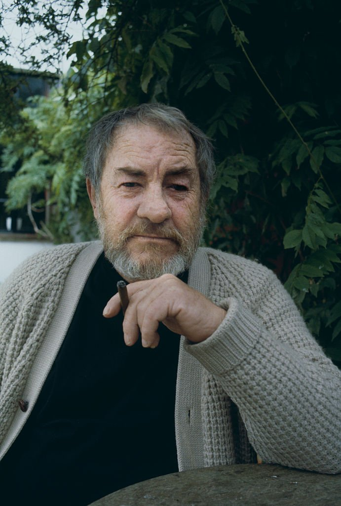 Australian actor Leo McKern (1920 - 2002), circa 1990. | Getty Images