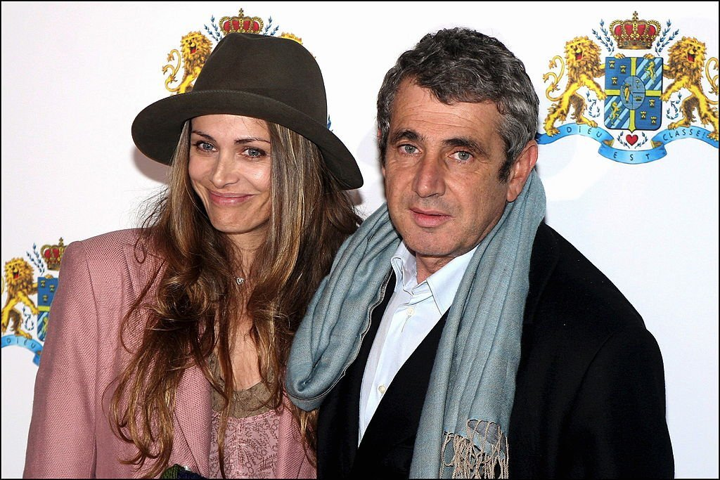 Isabelle et Michel Boujenah à Paris, France le 14 novembre 2005. | Source : Getty Images