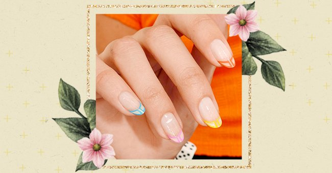 Exploring The Outline French Manicure