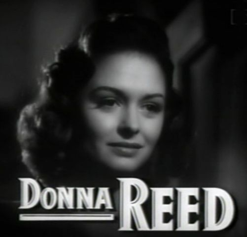 """Donna Reed in """"The Human Comedy"""" in 1943. 