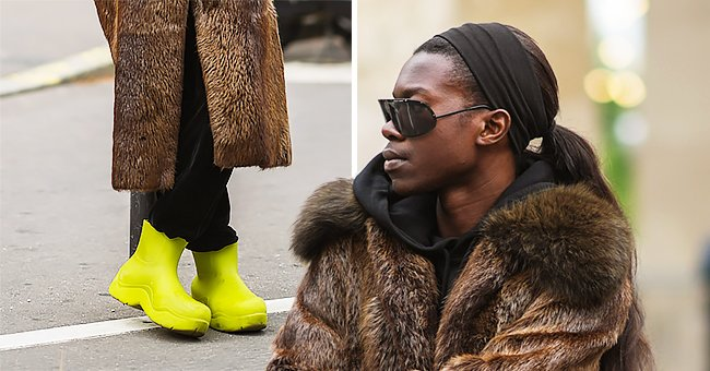 Best Street Style Inspiration from the Spring 2022 Menswear Shows in Paris