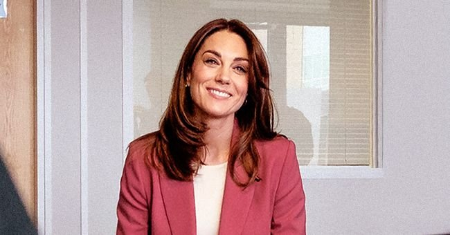 Kate Middleton Pictured without Her Engagement Ring While in Self-Isolation